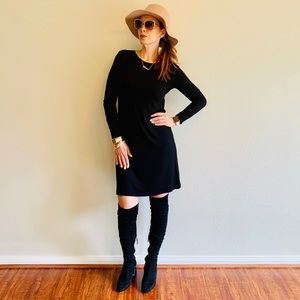 H&M Basic Casual Black Little Dress /Sz:NWT